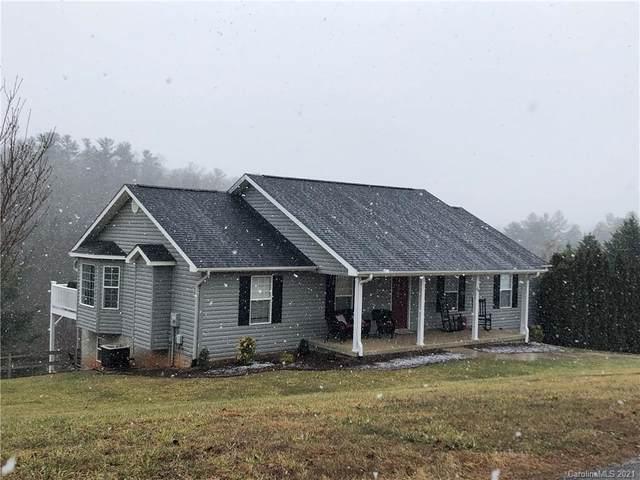 54 Ridge Brook Drive, Weaverville, NC 28787 (#3697542) :: MartinGroup Properties