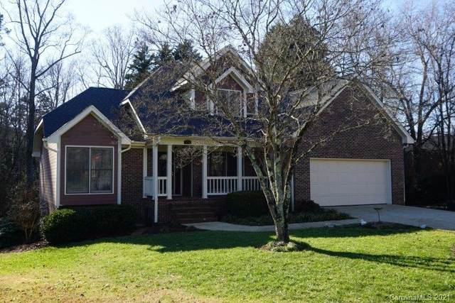 3009 9th Street Lane NE, Hickory, NC 28601 (#3697548) :: MartinGroup Properties