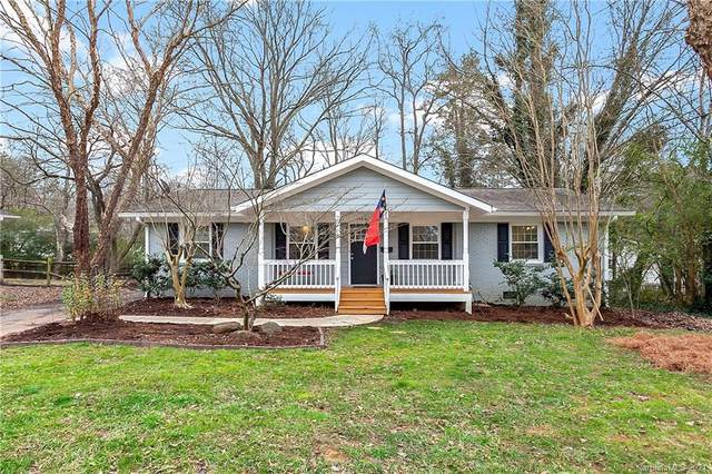 4816 Crestmont Drive, Charlotte, NC 28205 (#3697553) :: Bigach2Follow with Keller Williams Realty