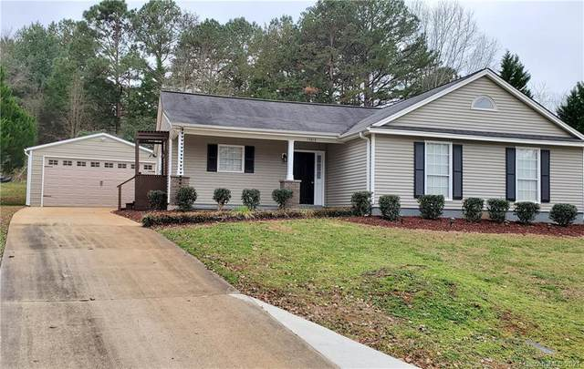 13810 Darington Court, Pineville, NC 28134 (#3697562) :: Love Real Estate NC/SC