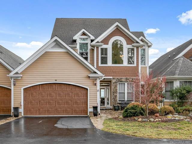 46 N Mission Hills Court, Mills River, NC 28759 (#3697589) :: BluAxis Realty
