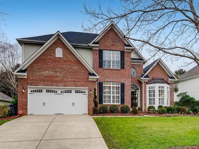 15919 Lavenham Road, Huntersville, NC 28078 (#3697598) :: LePage Johnson Realty Group, LLC