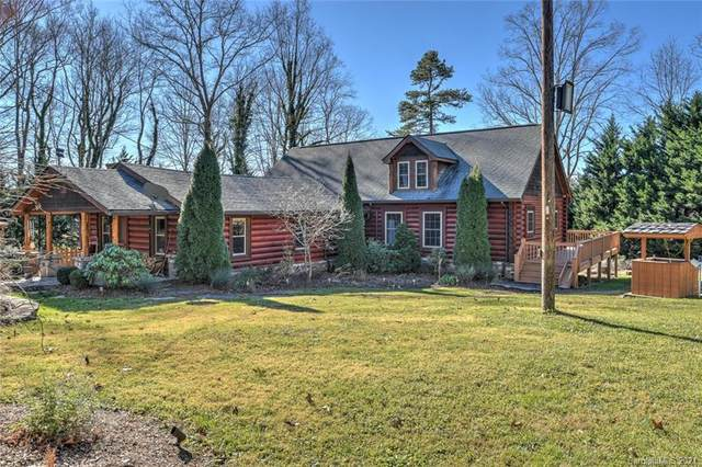 180 Lance Road, Mills River, NC 28759 (#3697601) :: MOVE Asheville Realty