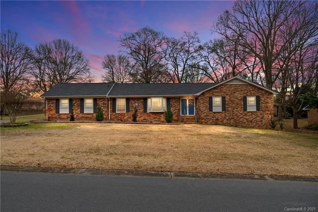712 Belmorrow Drive, Charlotte, NC 28214 (#3697603) :: Carlyle Properties