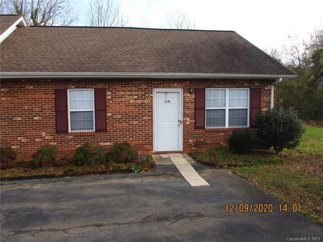 114 24th Street NW #5, Hickory, NC 28601 (#3697614) :: LePage Johnson Realty Group, LLC