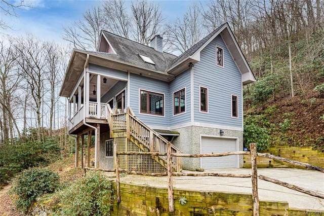 18 Wood Haven Lane, Black Mountain, NC 28711 (#3697669) :: Keller Williams Professionals