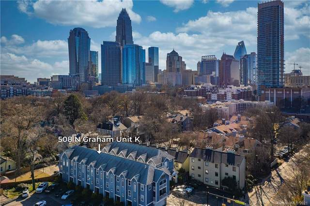 508 N Graham Street K, Charlotte, NC 28202 (#3697791) :: LePage Johnson Realty Group, LLC