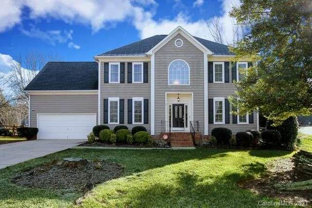 12500 Moores Mill Road, Huntersville, NC 28078 (#3697864) :: LePage Johnson Realty Group, LLC