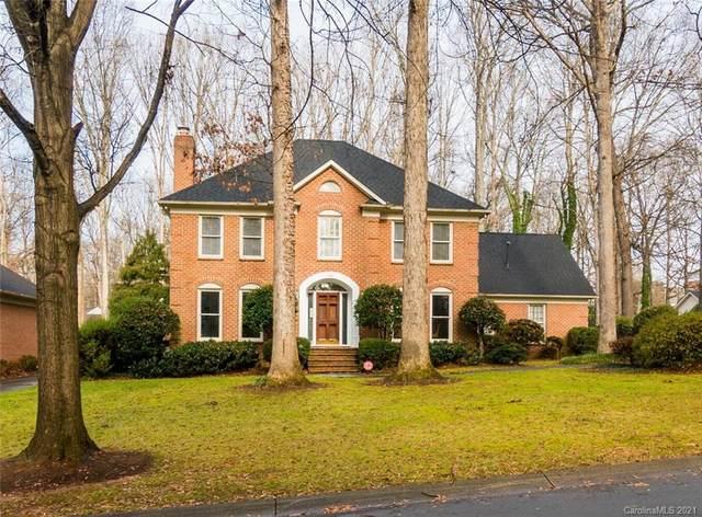 112 Cabell Way, Charlotte, NC 28211 (#3697879) :: Austin Barnett Realty, LLC