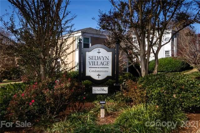 565 Wakefield Drive A, Charlotte, NC 28209 (#3697899) :: Carmen Miller Group