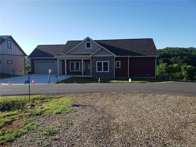 1036 Hillside Ridge Road, Candler, NC 28715 (#3697933) :: Carver Pressley, REALTORS®