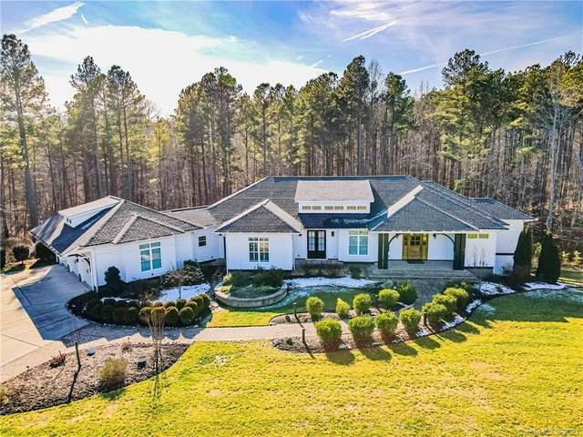 144 Timber Lake Drive, Troutman, NC 28166 (#3697944) :: Miller Realty Group
