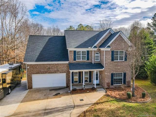 111 Painted Bunting Drive, Troutman, NC 28166 (#3697967) :: Stephen Cooley Real Estate Group
