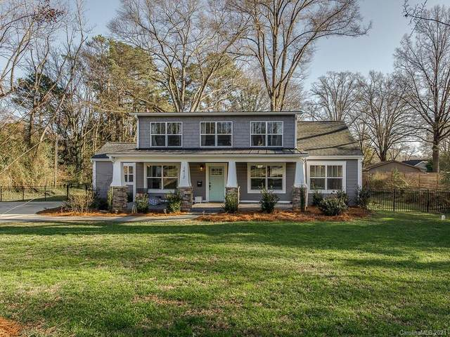 1412 N Sharon Amity Road, Charlotte, NC 28211 (#3697996) :: LePage Johnson Realty Group, LLC
