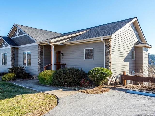 151 Red Hawk Knoll #13, Lake Lure, NC 28746 (#3697999) :: Odell Realty