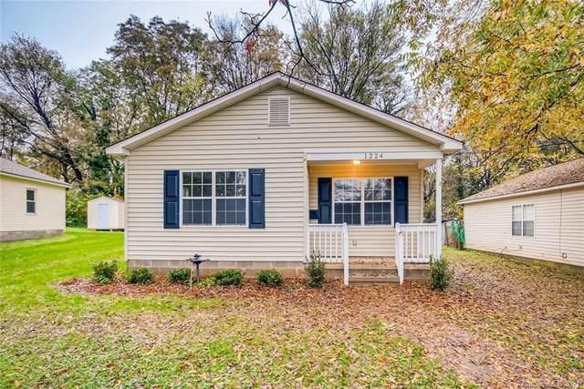 1224 Harrill Street, Charlotte, NC 28205 (#3698067) :: Carlyle Properties