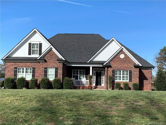 8322 Curico Lane, Mint Hill, NC 28227 (#3698093) :: BluAxis Realty