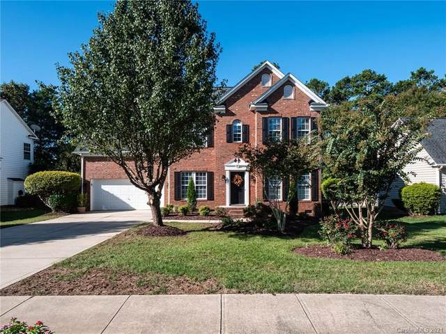 3824 Waters Reach Lane, Indian Trail, NC 28079 (#3698133) :: BluAxis Realty