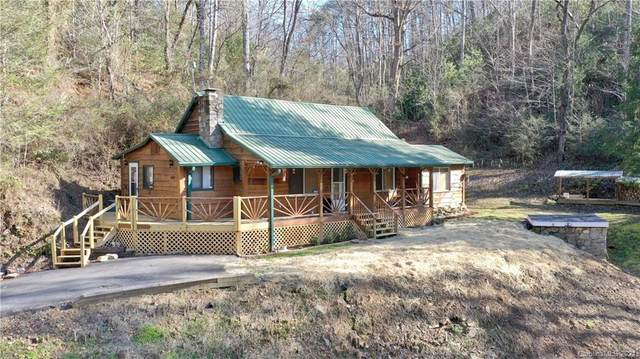 3387 Union Hill Road, Whittier, NC 28789 (#3698137) :: Exit Realty Vistas