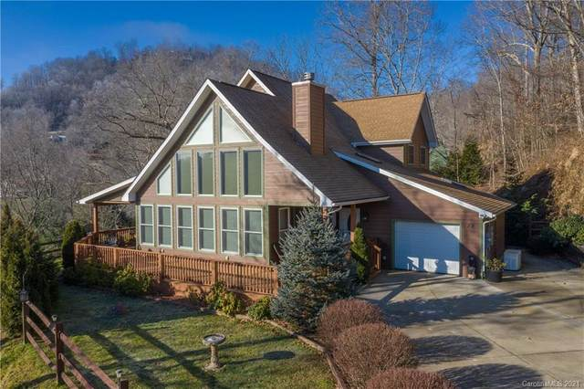 59 March Hillside Court, Waynesville, NC 28785 (#3698179) :: Robert Greene Real Estate, Inc.