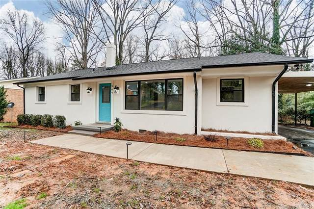909 Crestmere Street, Charlotte, NC 28208 (#3698192) :: Home and Key Realty