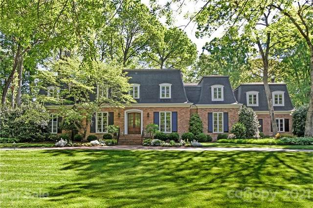 4015 Foxcroft Road, Charlotte, NC 28211 (#3698215) :: Burton Real Estate Group