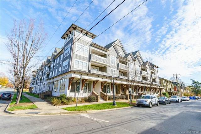 301 E Tremont Avenue #305, Charlotte, NC 28203 (#3698217) :: Willow Oak, REALTORS®