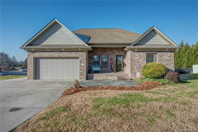206 Cameron Drive, Kings Mountain, NC 28086 (#3698228) :: Stephen Cooley Real Estate Group