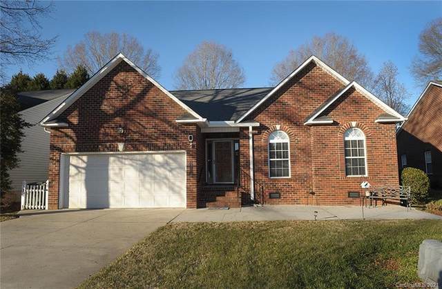 1307 Overhill Road, Salisbury, NC 28144 (#3698247) :: Premier Realty NC