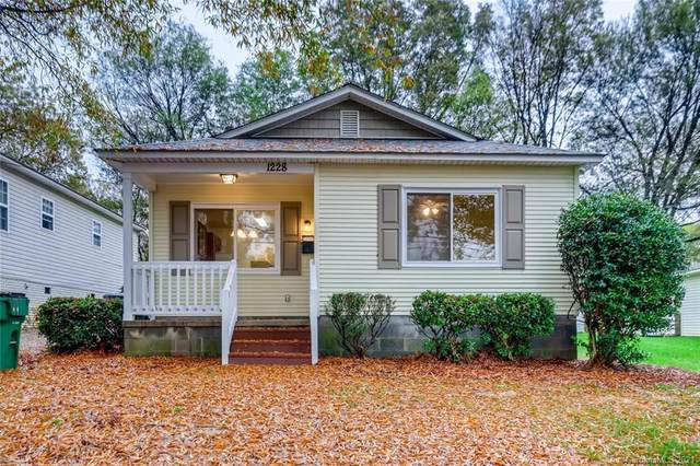 1228 Harrill Street, Charlotte, NC 28205 (#3698249) :: Mossy Oak Properties Land and Luxury