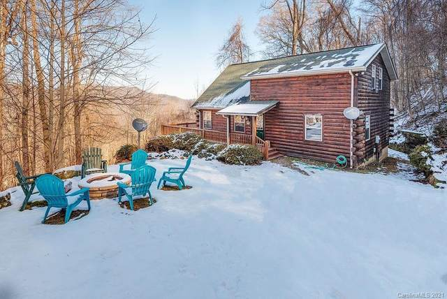 9 Pitchfork Cove, Waynesville, NC 28785 (#3698252) :: Keller Williams Professionals