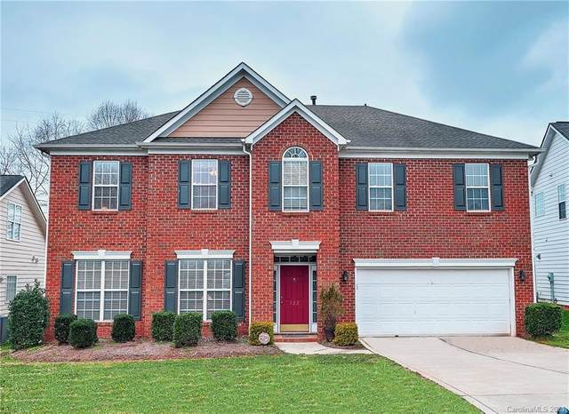 122 Trotter Ridge Drive, Mooresville, NC 28117 (#3698341) :: LePage Johnson Realty Group, LLC