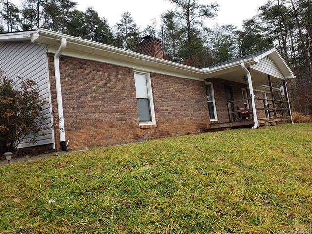 1 Beechwood Knoll Road, Weaverville, NC 28787 (#3698349) :: Keller Williams Professionals