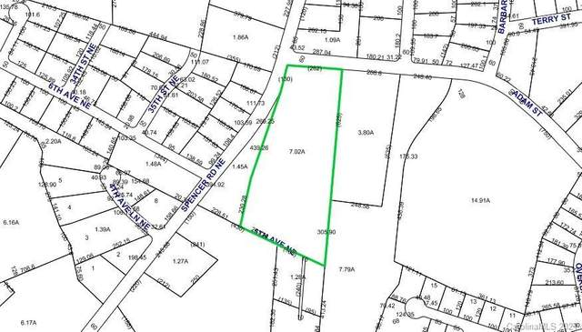 tbd Spencer Road, Conover, NC 28613 (#3698350) :: LePage Johnson Realty Group, LLC