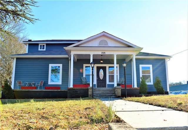 205 W Church Street, Dallas, NC 28034 (#3698371) :: LePage Johnson Realty Group, LLC