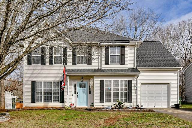 125 Leafmore Court, Waxhaw, NC 28173 (#3698412) :: LKN Elite Realty Group | eXp Realty