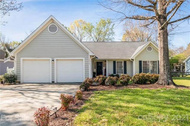 13616 Capworth Lane, Charlotte, NC 28273 (#3698464) :: Rhonda Wood Realty Group