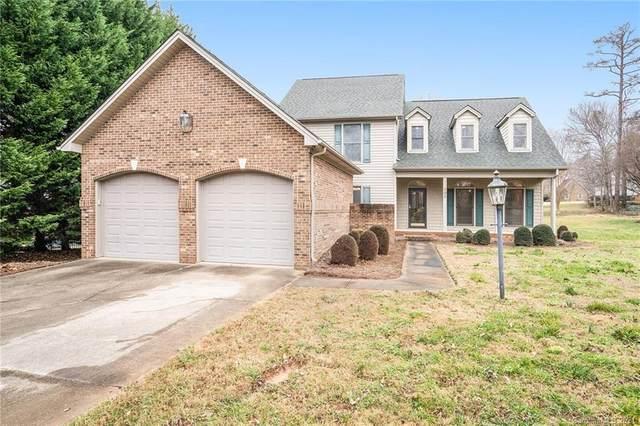 208 Chateau Drive, Gastonia, NC 28056 (#3698507) :: Burton Real Estate Group