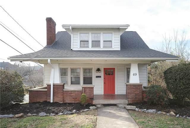 49 Baker Avenue, Asheville, NC 28806 (#3698513) :: MOVE Asheville Realty