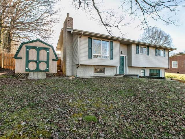 119 Powell Street, Hendersonville, NC 28792 (#3698528) :: MOVE Asheville Realty