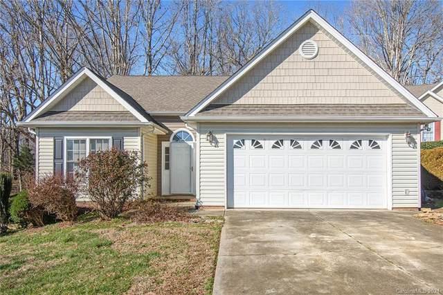 1824 Pipers Ridge Circle NW, Conover, NC 28613 (#3698534) :: Robert Greene Real Estate, Inc.