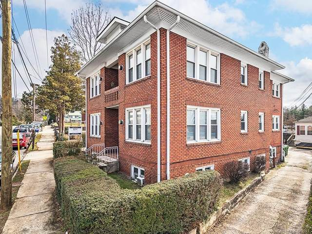 205 Hillside Street, Asheville, NC 28801 (#3698550) :: MOVE Asheville Realty