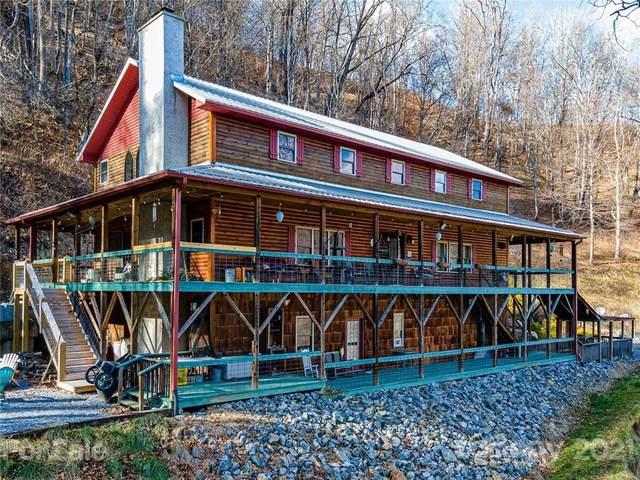459 Cloudland Ridge, Clyde, NC 28721 (#3698564) :: Keller Williams Professionals