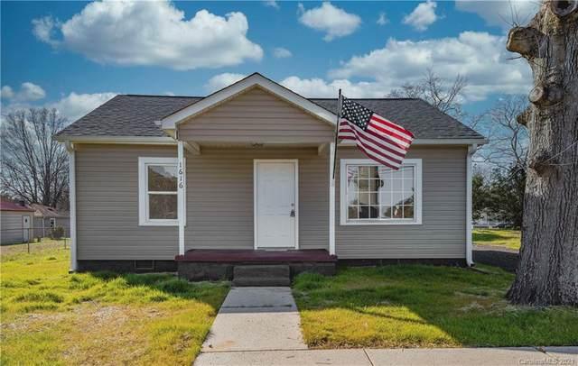 1616 Concord Lake Road, Kannapolis, NC 28083 (#3698575) :: Austin Barnett Realty, LLC