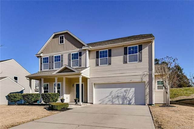 831 Pointe Andrews Drive, Concord, NC 28025 (#3698586) :: LKN Elite Realty Group | eXp Realty