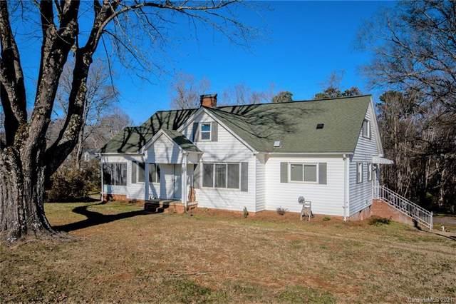 4096 Wilkesboro Highway, Statesville, NC 28625 (#3698603) :: LePage Johnson Realty Group, LLC