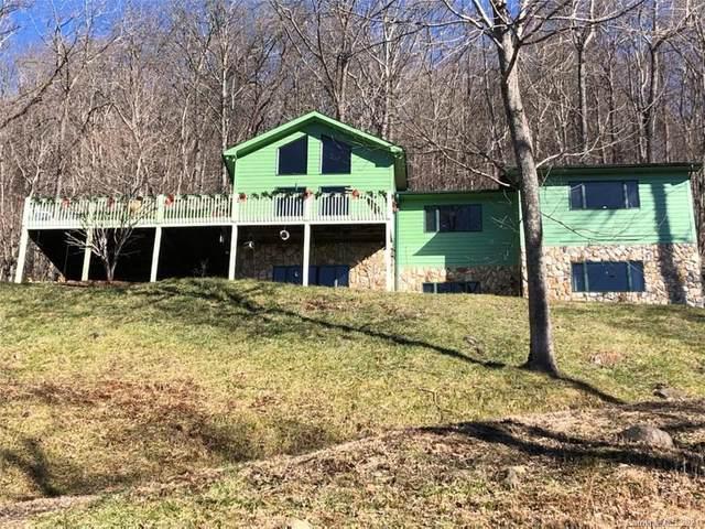 196 Red Tail Ridge, Bakersville, NC 28705 (#3698624) :: Robert Greene Real Estate, Inc.