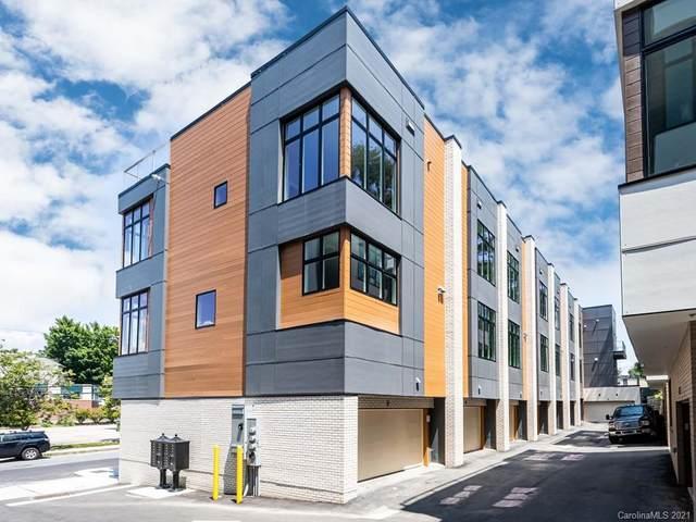 6 Bauhaus Court Bldg 1 #6, Asheville, NC 28801 (#3698633) :: Keller Williams Professionals