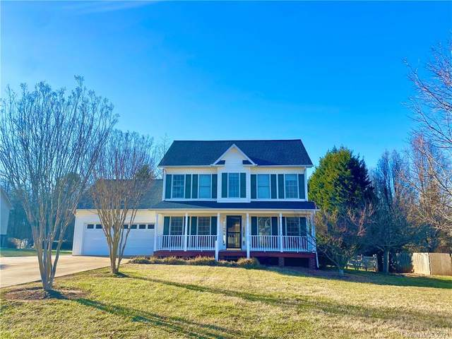5511 Creek Point Drive, Hickory, NC 28601 (#3698638) :: LKN Elite Realty Group | eXp Realty