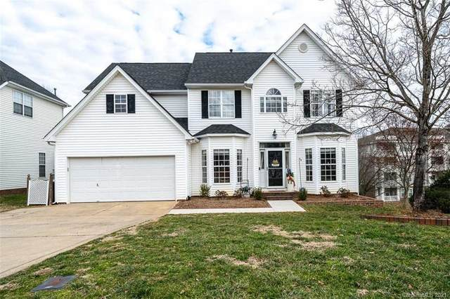 121 Mark Twain Court, Mount Holly, NC 28120 (#3698679) :: Home and Key Realty